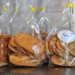 Koekjes van echte roomboter. Verschillende vormen. Online bestellen bij Bakkerij Kaptein, Den Ham, Overijssel.